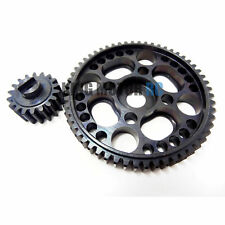 King Motor Steel 56 Spur Gear and 18 Tooth Pinion Fits HPI Baja 5B Buggy 5T 5SC