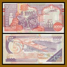 Somalia P-R10 2000 1990 Puntland Region UNC 1000 shillings