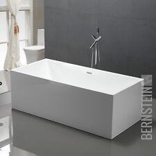 Freistehende badewanne eckig  Freistehende-Badewanne Badewannen | eBay