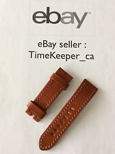 To fit on Panerai , cow hide 24mm Panatime Strap