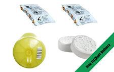 Tassimo Service Reinigungsdisc+2 Entkalkungstabletten+2 Puly Caff Tabletten