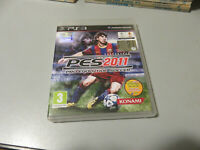 Pro Evolution Soccer Pes 2011 - PLAYSTATION 3 PS3 Eng Ok Komplette