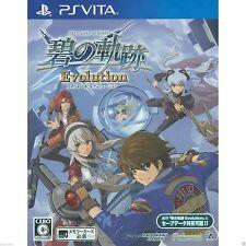 Eiyuu Densetsu: Ao no Kiseki Evolution PS Vita SONY JAPANESE NEW JAPANZON