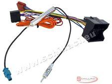Adattatore ISO OPEL CORSA / COMBO / MERIVA - cavo connettore autoradio con adatt