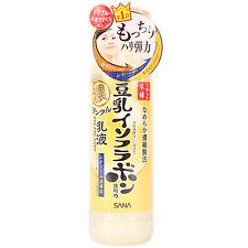 SANA Japan Nameraka Honpo Soy Isoflavone Wrinkle Care Emulsion (150ml/5 fl.oz.)