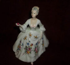 ROYAL DOULTON DIANA HN 2468 FLAWLESS CONDITION SEE SCANS