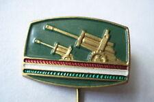Hungary Hungarian Badge Army Pin Artillery Howitzers Keepsake Sweatheart