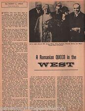 Queen Marie-A Rumanian Queen In The West+Alexander,Baker,Birkhead,Brooks,Carroll