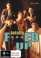 Totally Fucked Up (DVD, 2008)