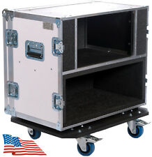 Live in Style Single Head w/ Rack Space for Mesa Boogie Dual Rec. ATA Road Case