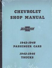 42 43 44 45 46 47 48 Chevrolet Car/Truck Shop Manual