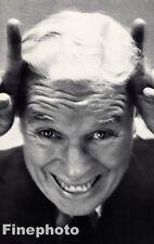 1952 Vintage 16x20 CHARLIE CHAPLIN Movie Film Actor Photo Gravure RICHARD AVEDON