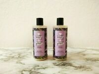 Love Beauty & Planet Argan Oil & Lavender Body Wash 16 fl oz Relaxing Rain x 2