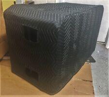 JBL SRX 828SP SRX828SP Padded Premium Black Speaker COVERS (2)  Qty of 1=1 Pair!