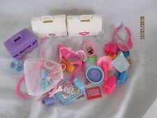 Barbie Vet accessory lot