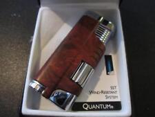 Gunmetal Colibri Tahoe Wind-Resistant Lighter 7mm punch