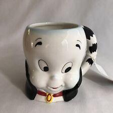 Casper the Friendly Ghost Halloween Ceramic Mug Dracula 4 Inches Tall