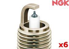 NGK Spark Plug Platinum FOR Peugeot 308 SW 07-2013 1.6 16V Wagon PLZKBR7B8DG x6