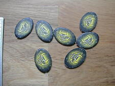 PROTOSS TRANSPORT TOKENS /STARCRAFT /BOARDGAME/ P527