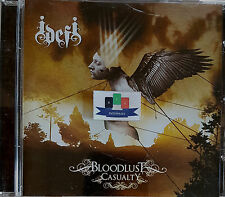 I-Def-I - Bloodlust Casualty CD 2006 *Brand New And Unsealed*