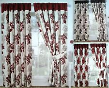 Cotton Traditional Curtains & Pelmets