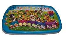 Leap Frog Touch Magic Counting Train Electronic Learning Numbers Music SEE VIDEO