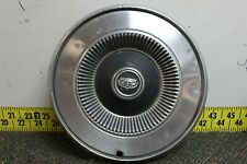 "OEM Single 14"" Black Hub Cap Wheel Cover D4DZ1130A 1972-77 Ford Comet (1691)"