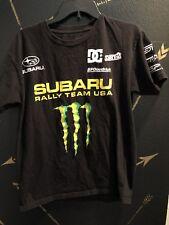 Dc Subaru Rally Team Shirt Size Small