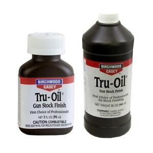 Birch Wood Casey Tru-oil