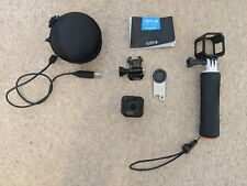 GoPro HERO4 Session Camcorder Black with case and accessories FULLY WORKING
