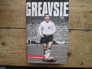 GREAVSIE - THE AUTOBIOGRAPHY JIMMY GREAVES