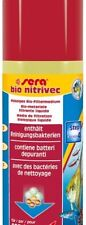 SERA Bio Nitrivec ML.250 SCAD.05/2020 per Acquari Batteri Denitrificante Filtro