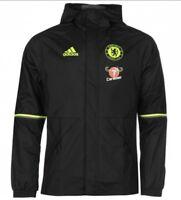 ADIDAS Mens Chelsea FC Training long sleeved Jacket XS BNWT