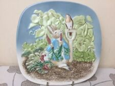 Unboxed Vintage Original Beswick Pottery Wall Plaques