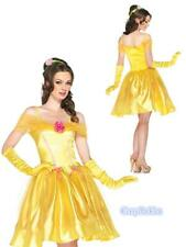 1e3e8180e926ae Princess Belle Storybook Fairytale Fancy Dress Costume Beauty & The Beast