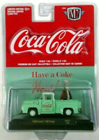 M2 Machines Coca Cola Limited Edition 1956 Ford F-100 Truck GG01