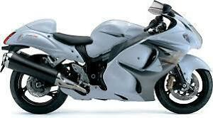 Stormforce Waterproof Bike Cover for Suzuki GSXR 1300 - Quality 4 Layer Fabric
