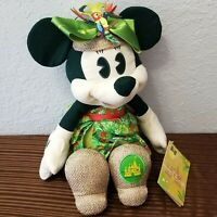 Disney Parks Minnie Mouse Plush Main Attraction May #5 The Enchanted Tiki Room