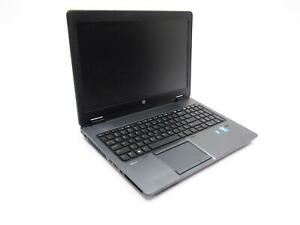 "HP ZBook 15 G2 15.6""   2.80GHz Core i7-4810MQ   32GB   No HDD   Quadro K1100M"