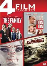 Family/Don Juan/House At The E (2014) - Used - Dvd