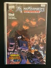 Transformers Armada 16 Bludgeon Worlds Collide 3 of 4 High Grade DW CL97-154