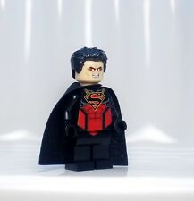 A1295 Lego CUSTOM PRINTED EARTH 2 INSPIRED EVIL SUPERMAN BRUTAAL MINIFIG Bizarro