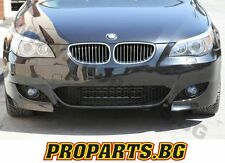 BMW Série 5 E60 E61 SPORT M5 modèle Pare choc avant N° PDC COMPLET 04-07