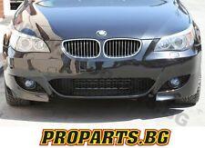 BMW Série 5 E60 E61 SPORT M5 Style Pare choc avant N° PDC COMPLET 04-07 NEUF