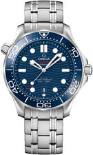 21030422003001 OMEGA SEAMASTER DIVER 300M CO-AXIAL MASTER MENS CHRONOMETER WATCH