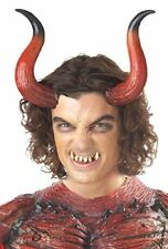 Devil Horns - Hellion - Teeth Included - Costume Accessory