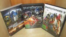 Transformers 1-3, 3 DVD (2015) 3-DVDs / #13143