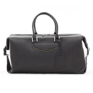 Clayley Leather Wall St Travel Bag