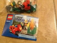 Lego Fire Motorcycle (60000) *