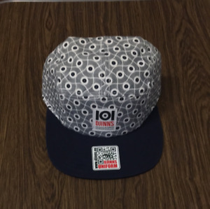 101 Apparel 5 panel SnapBack hat